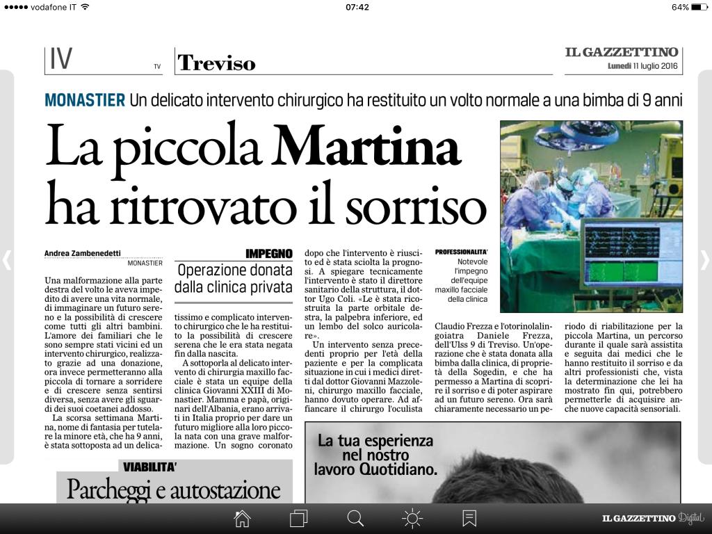 Matteo Geretto Autore Presso Casa Di Cura Giovanni Xxiii Pagina 4 Di 6