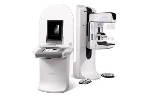 mammografo con tomosintesi Selenia Dimensions