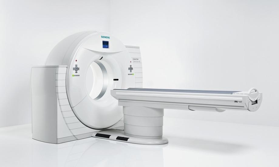 apparecchio TAC Somatom Siemens